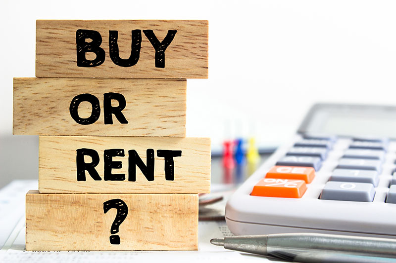 Buy Versus Rent