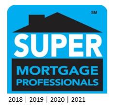 Super Mortgage Professionals Award